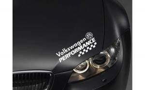 Sticker Performance - VW