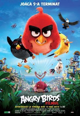 Angry Birds - Filmul