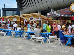 Festival gastronomic in Park Lake Shopping Center
