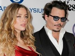 Johnny Depp, filmat cand isi batea nevasta! Dovada video a violentei sale extreme
