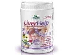 LiverHelp, ceai detoxifiant si hepatoprotector