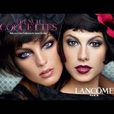 Tendinte in machiajul toamnei 2010: Make Up For Ever, Lancome, Yves Rocher